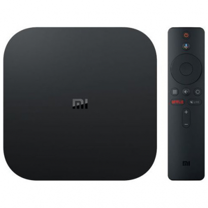 Медиаплеер XIAOMI Mi TV Box S