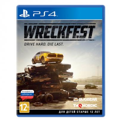 Wreckfest Стандартное издание