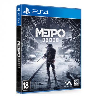 Metro: Исход (Exodus). Стандартное издание