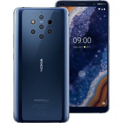 Смартфон Nokia 9 PureView Blue