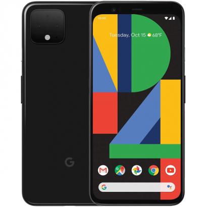 Смартфон Google Pixel 4 6 64Gb Black Сравнить Поделиться