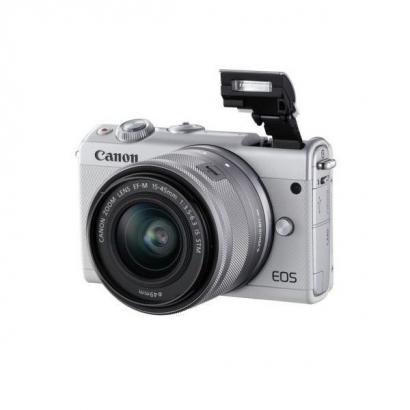 Фотоаппарат Canon EOS M100 kit белый