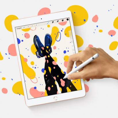 """Apple iPad 10,2"""" Wi-Fi 128 ГБ"""