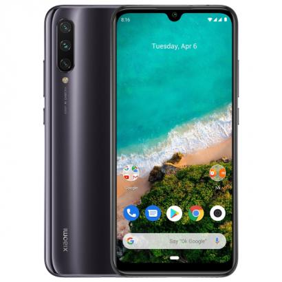 Смартфон Xiaomi Mi A3 128GB Black