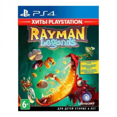 Игра Rayman Legends PS4