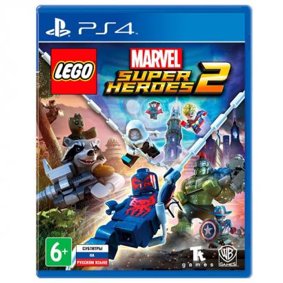Игра Lego Marvel Super Heroes 2