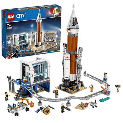 Lego City: Ракета для запуска в далекий космос