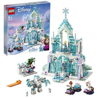 Lego Disney Princess: Волшебный ледяной замок Эльзы