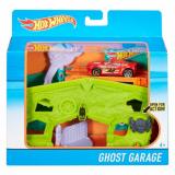 Mattel Hot Wheels: Гараж с призраками