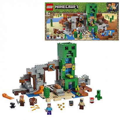 Lego Minecraft: Шахта крипера