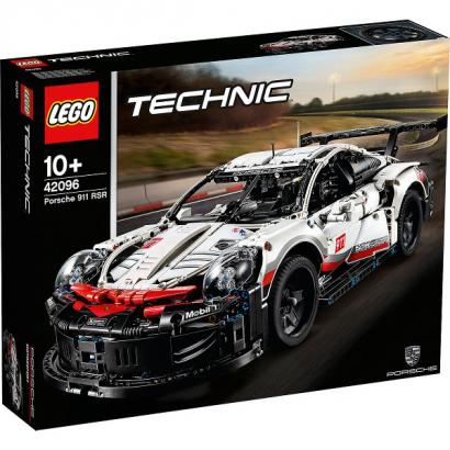 Конструктор Lego Technic: Porsche 911 RSR
