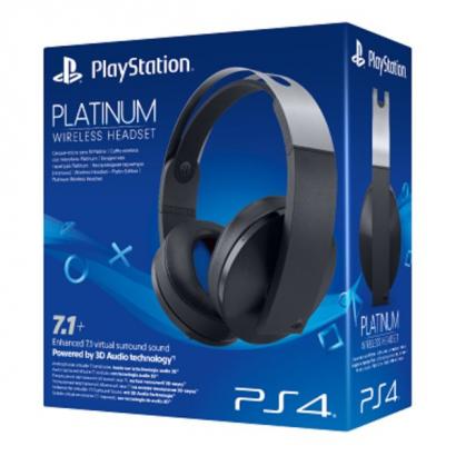 Беспроводная гарнитура Playstation Platinum