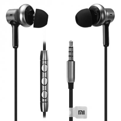 Наушники с микрофоном Xiaomi Mi in-Ear Pro HD