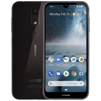 Смартфон Nokia 4.2 Black