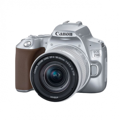 Зеркальный фотоаппарат Canon EOS 250D kit