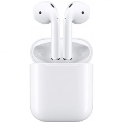 Apple AirPods в зарядном футляре MV7N2RU/A