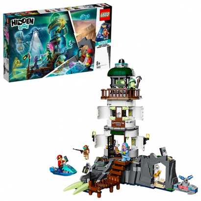Конструктор Lego Hidden Side