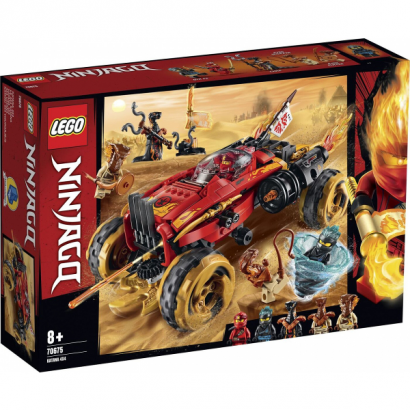 Lego Ниндзяго внедорожник Катана