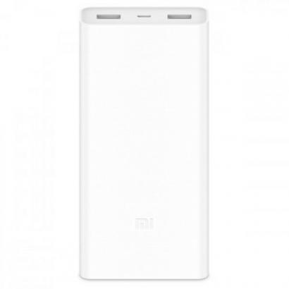Аккумулятор Xiaomi Mi Power Bank 2C 20000 White