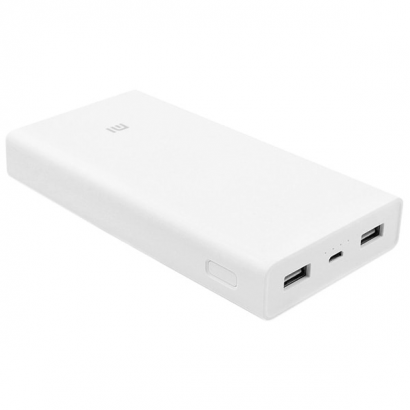 Xiaomi Mi Power 2С 20000 mAh Quick Charge 3.0 White