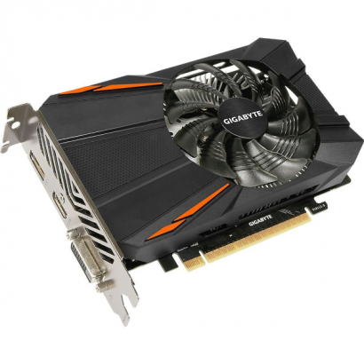 Видеокарта Gigabyte NVIDIA GeForce GTX 1050 Ti