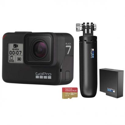 Видеокамера экшн GoPro HERO7 Black Special Bundle