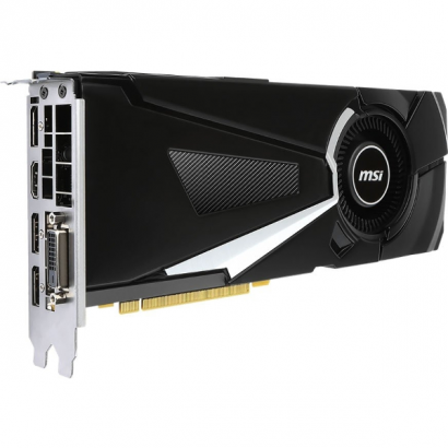 Видеокарта MSI Nvidia GeForce GTX 1070 Ti
