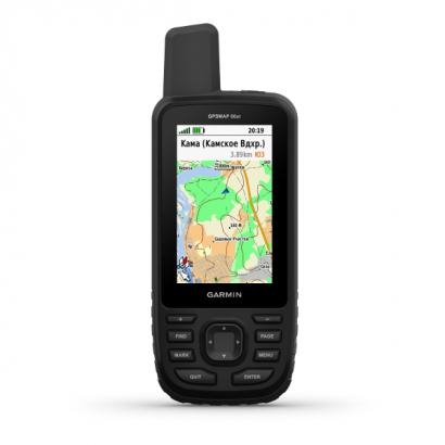 Наивгатор Garmin GPSMAP 66ST