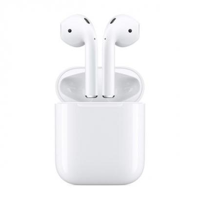 Наушники с микрофоном Apple AirPods