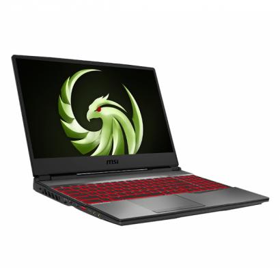 Ноутбук MSI Alpha 15 Black
