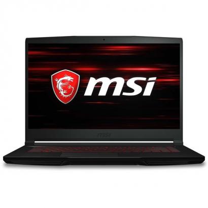 Ноутбук игровой MSI GF63 Thin