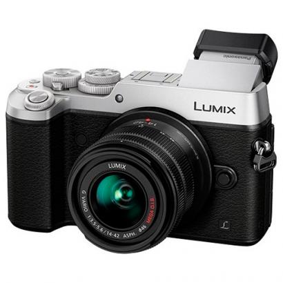 Фотоаппарат со сменной оптикой Panasonic Lumix DMC-GX8 Kit