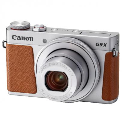 Фотоаппарат Canon PowerShot G9 X Mark II