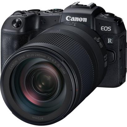 Беззеркальный фотоаппарат Canon EOS RP RF 24-240 F4-6.3 IS USM