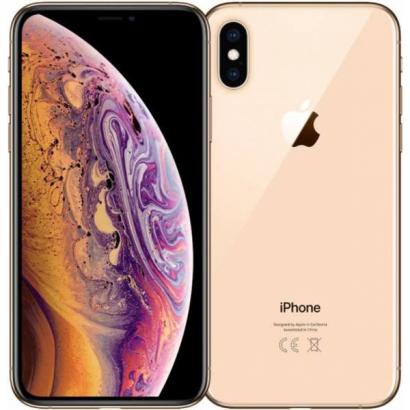 Смартфон Apple iPhone Xs 64GB золотой