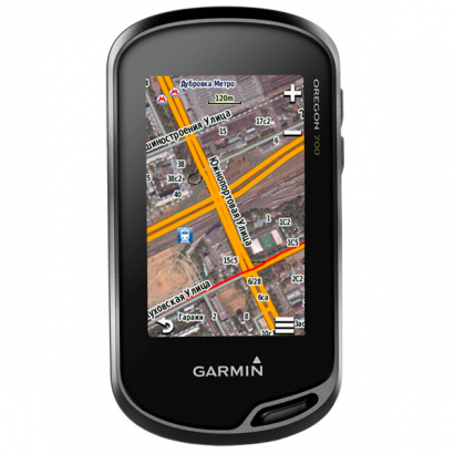 Туристический навигатор Garmin Oregon 700t