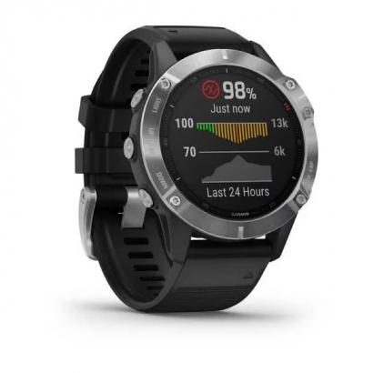 Спортивные часы Garmin fenix 6 Silver
