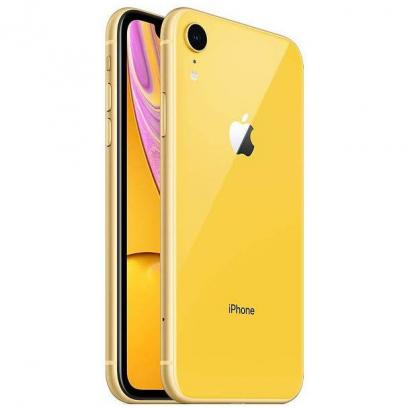 Apple iPhone XR 128 ГБ желтый