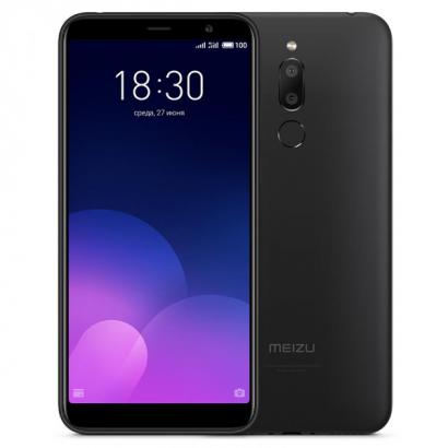 Смартфон Meizu M6T Black