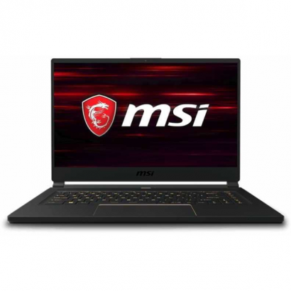 Ноутбук MSI GS65 Stealth Black