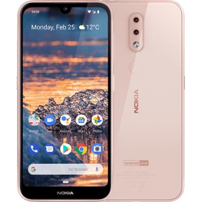 Смартфон Nokia 4.2 Pink