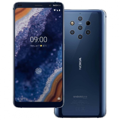 Смартфон Nokia 9 DS Blue