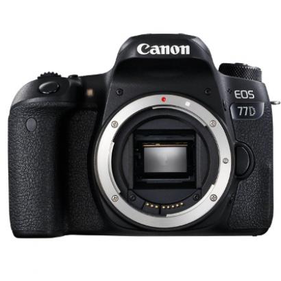 Фотоаппарат зеркальный Canon EOS 77D Body