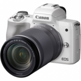 Фотоаппарат Canon EOS M50 kit White