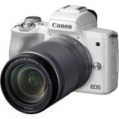 Фотоаппарат Canon EOS M50 kit White